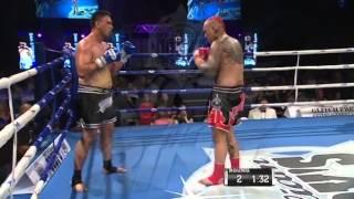 King in the Ring 100 II - Quarter Final: Antz Nansen vs Dan Sterling