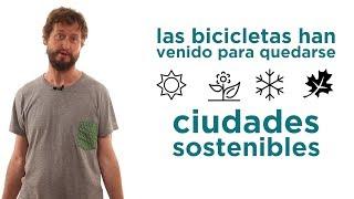 Movilidad Sostenible y las bicicletas. David Carracedo.
