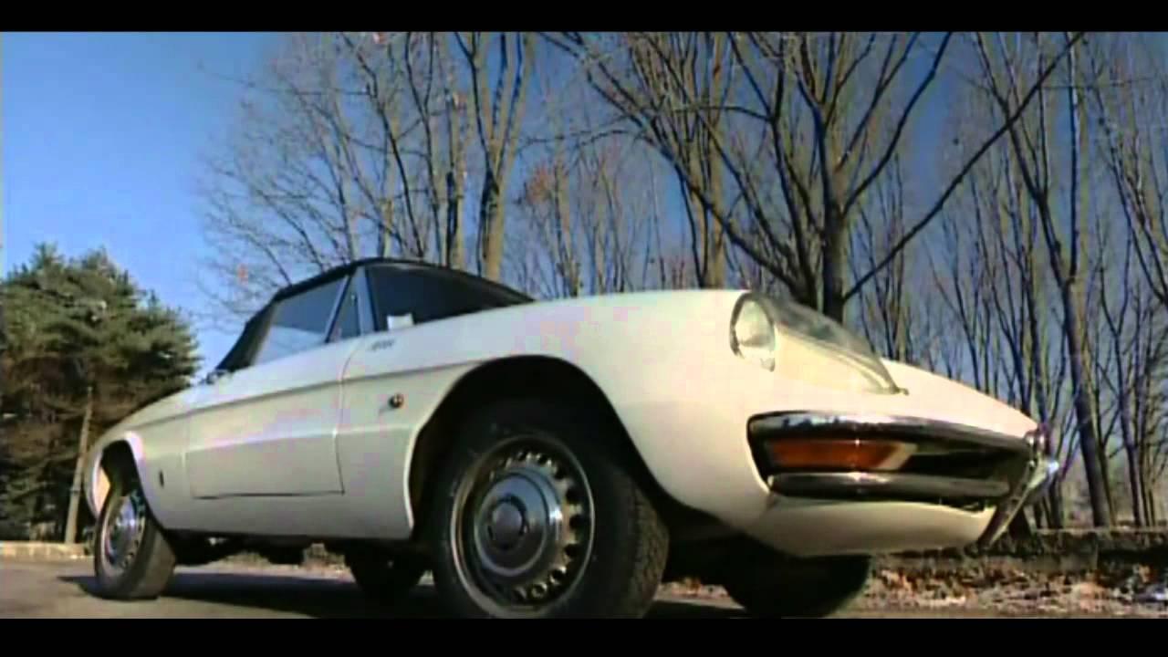 Alfa Romeo Spider Duetto Part 1 Dream Cars Youtube