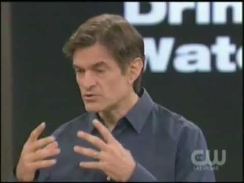 Dr. Oz On Tap Water Contamination (ENG)