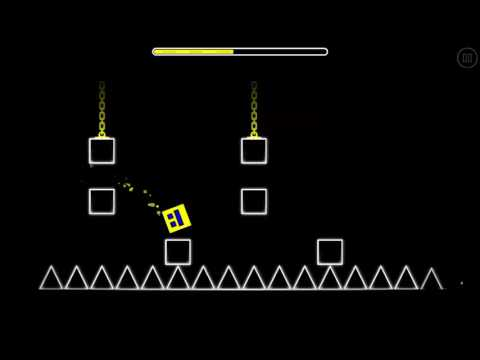 Geometry Dash: Can't Let Go, How To Get All Coins