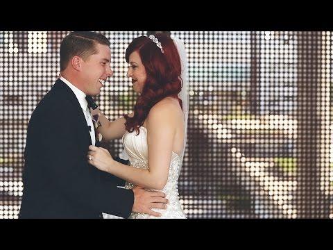 Hardesty Arts Center & Jazz Hall of Fame wedding {Tulsa wedding video}