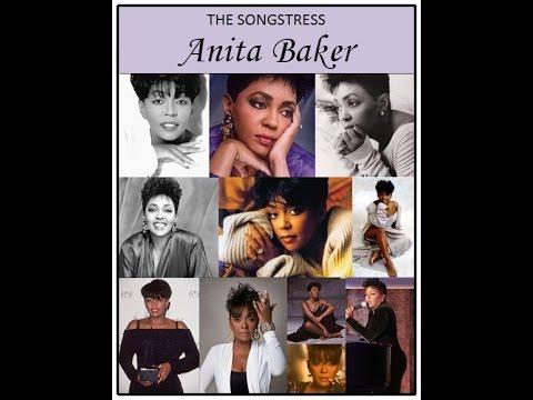 Anita Baker Collage Poster
