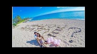 玉城大志&福山智可子:テラハ人気カップルが結婚へ ハワイでプロポーズ…| News Mama