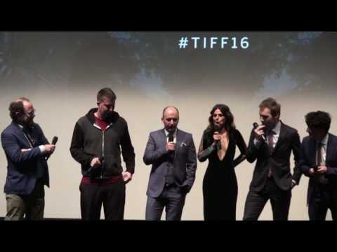 BLAIR WITCH Premiere Intro & Post-Screening Q&A Adam Wingard, Simon Barrett, James Allen McCune