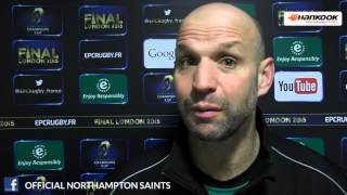 OSPREYS 9 SAINTS 20 Jim Mallinder reaction