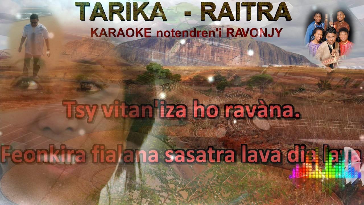 TÉLÉCHARGER TARIKA RAITRA