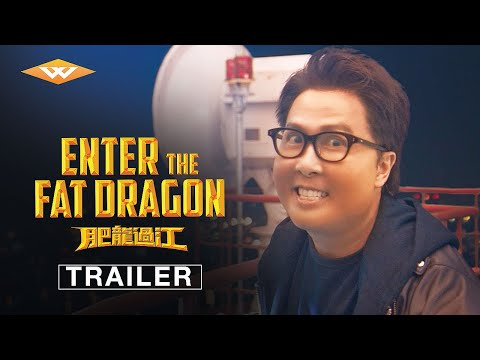 ENTER THE FAT DRAGON (2020) Official Trailer   Donnie Yen Martial Arts Movie