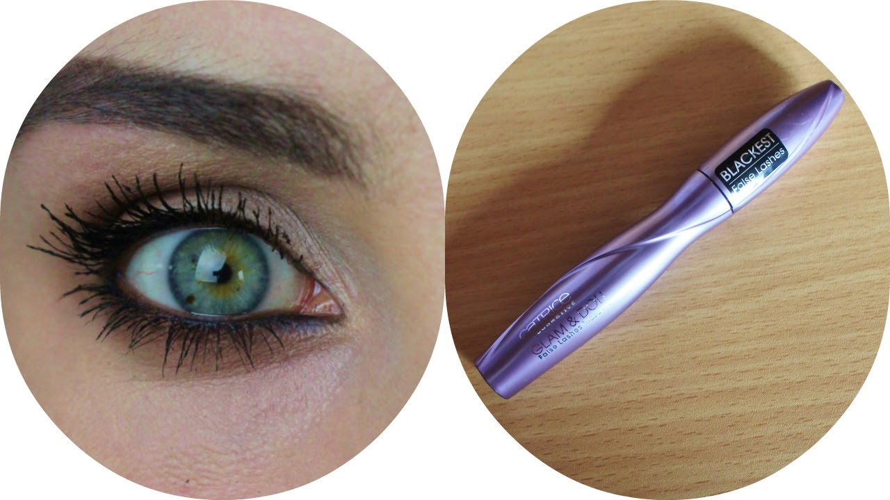 c4a00d9de01 Catrice Glam & Doll False Lashes Mascara Review - YouTube