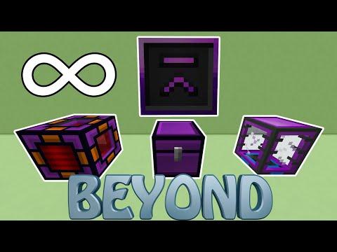 UNENDLICH von ALLEM! Energie, Items & Flüssigkeit - Minecraft Beyond [#82] - FTB Beyond Modpack
