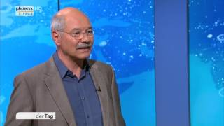 Jerry Sommer zum Konflikt zwischen Nordkorea und den USA am 10.08.17