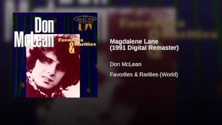 Magdalene Lane (1991 Digital Remaster)