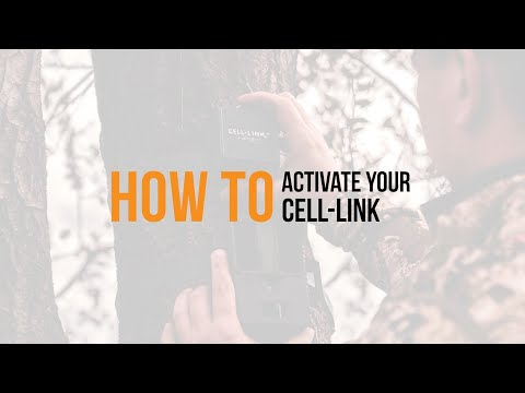 Video: How to activate your SPYPOINT CELL-LINK Universal Cellular Adapter