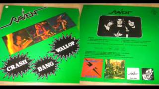 Raven - Crash Bang Wallop - 4 track 12 inch E.P. 1982
