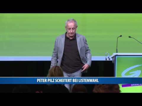 Peter Pilz scheitert bei Listenwahl
