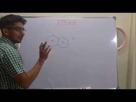 ESR/EPR Spectroscopy - Vital Topic