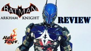 Hot Toys 1:6 VGM 28 Video Game Masterpiece Batman Arkham Knight: Arkham Knight Figure Review