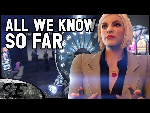 Diamond Casino and Resort DLC update   Story, Missions and More (GTA 5 Online)