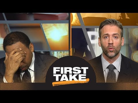 Stephen A. and Max debate the blueprint for beating the Cavaliers   First Take   ESPN