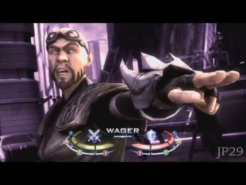 Injustice: Gods Among Us General Zod Dialogues