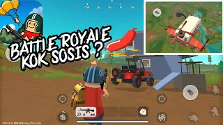 PUBG Android Rasa Sosis ! - BATTLE ISLAND Android