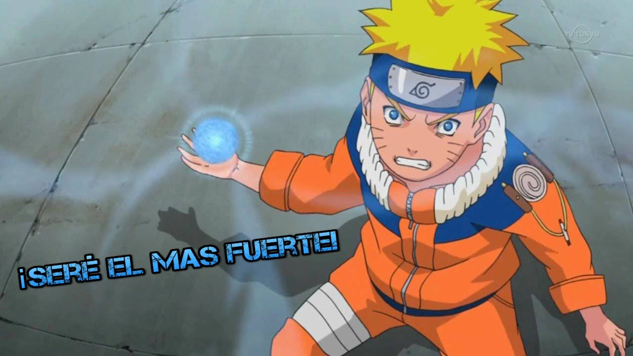¿Que Hubiera Pasado Si Naruto Era Un Prodigio? Parte 1