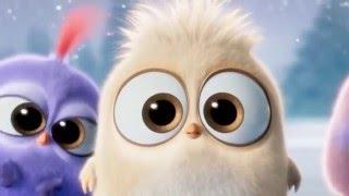 Новогодний  мультфильм Angry Birds (2016)