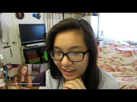 REACTION: Alison Gold - Chinese Food