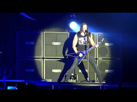 Bullet For My Valentine - Say Goodnight live at Annexet 2010-11-16, HD recording