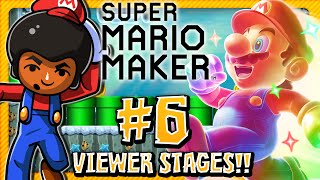 Super Mario Maker: Part 6 - VIEWER STAGES!