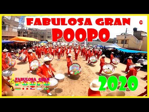 FABULOSA GRAN POOPO DE ORURO 2020 EN LA │FESTIVIDAD VIRGEN DE LA CANDELARIA PUNO PERÚ 2020│