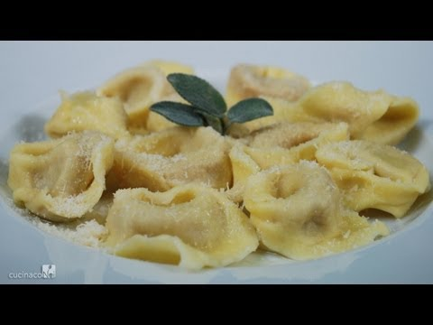 Pumpkin Ravioli (Traditional italian recipe)
