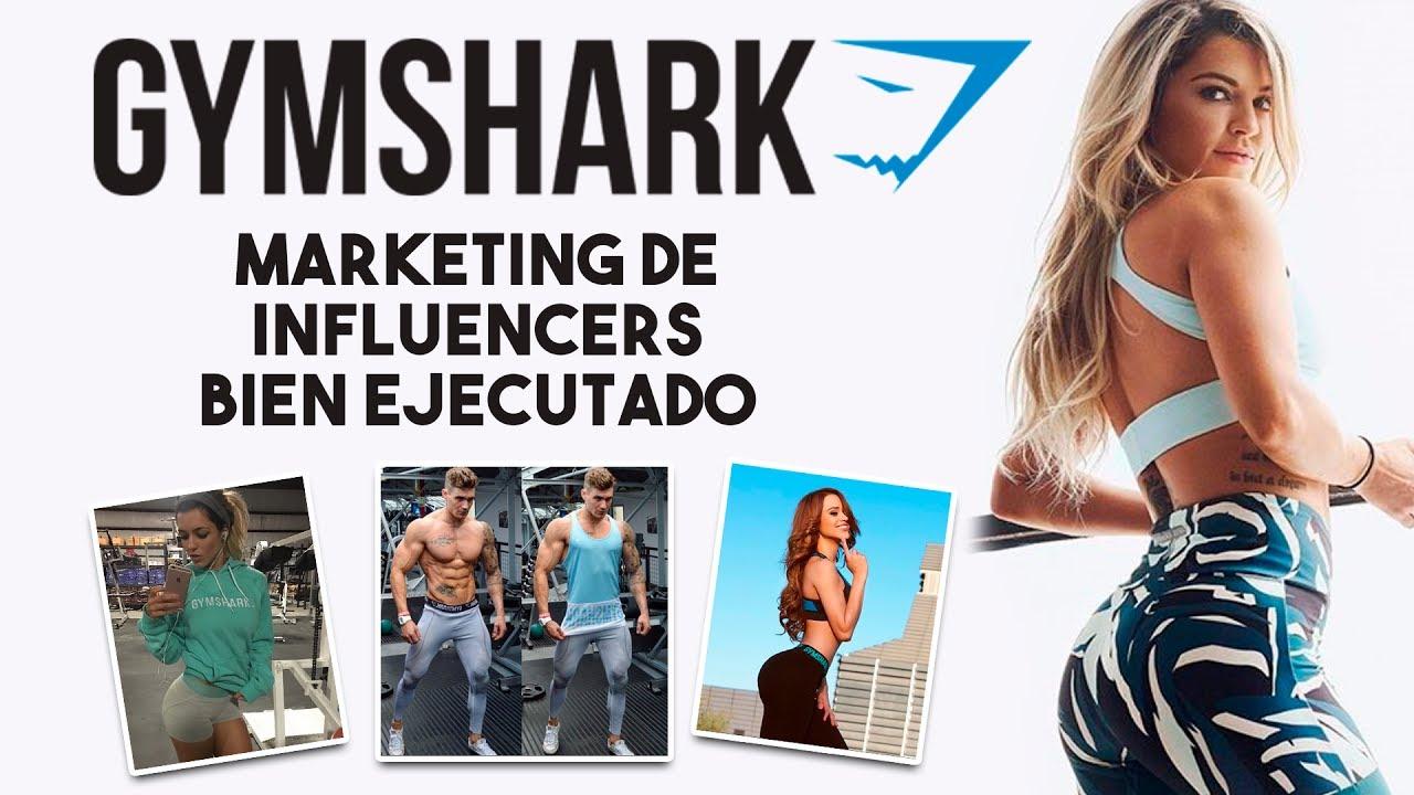 Conoces el marketing de influencers?   Caso Gymshark - YouTube