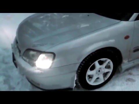 Subaru impreza не заводится в мороз