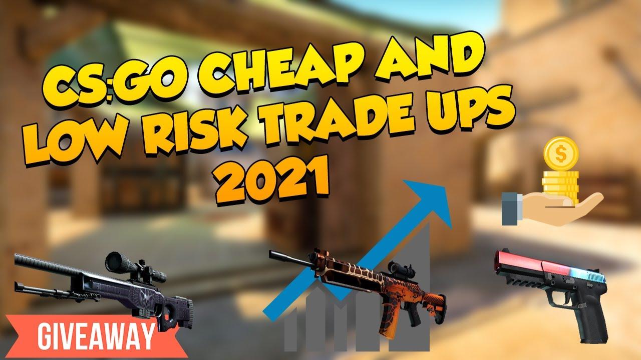 csgo cheap trade ups 2021