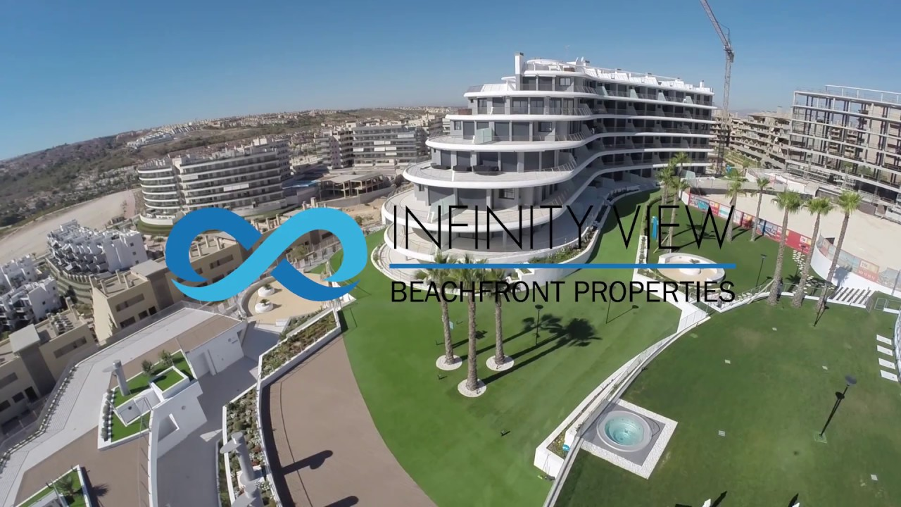 infinity view beachfront homes in arenales del sol (alicante) - tm