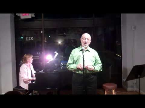 "Chuck Lavazzi Sings Tom Lehrer's ""The Old Dope Peddler"" At The Cabaret Project Open Mic Night"