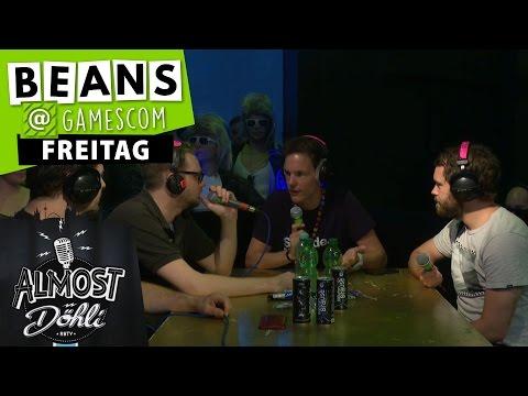 gamescom 2015   Almost Döhli: Geschichten aus der Videospielbranche   07.08.2015