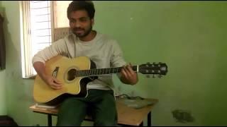Download Hindi Video Songs - Baba Ventilator On Guitar Priyanka Chopra Marathi Song by Prasad Khanapure