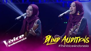 Nada dan Nida - Tolong | Blind Auditions | The Voice Indonesia GTV 2019