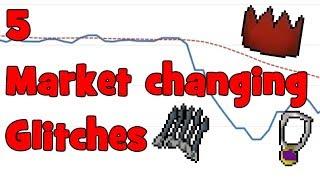 5 Market Breaking RuneScape Glitches