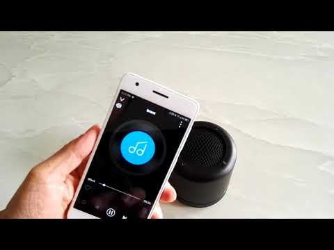 Shiningintl amazon alexa enable internet radio wifi smart speaker SA 59 demo