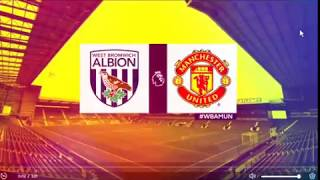 Man United Vs West Brom Match Highlights 2017/18 all goals HD 1080p: Match Preview