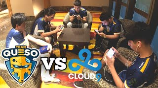 TEAM QUESO 9 VS 1 CLOUD9 - MD10 [PUBG MOBILE] AXEEL YouTube Videos