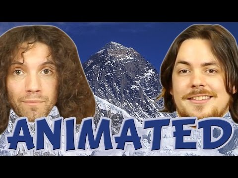 GAME GRUMPS ANIMATED: JANEANE GAROFOLO'S EXPEDITION