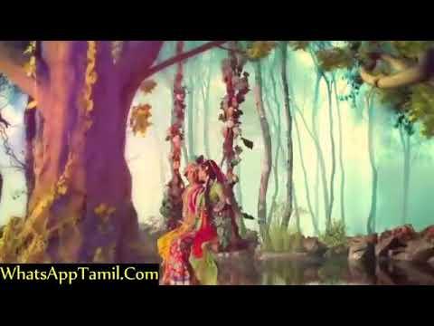 💕💕Radha krishna 💕💕 yamunai aatrile.....