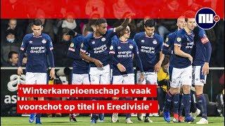 Aftrappen: 'PSV neemt voorschot op titel, Utrecht wil Ajax pijn doen'