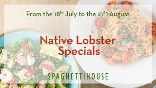 Video Native Lobster Specials at Spaghetti House download MP3, 3GP, MP4, WEBM, AVI, FLV November 2017