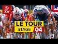 Tour de France 2019 Stage 4 Highlights: Reims - Nancy   GCN Racing