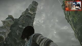 NoThx playing Shadow of the Colossus EP02